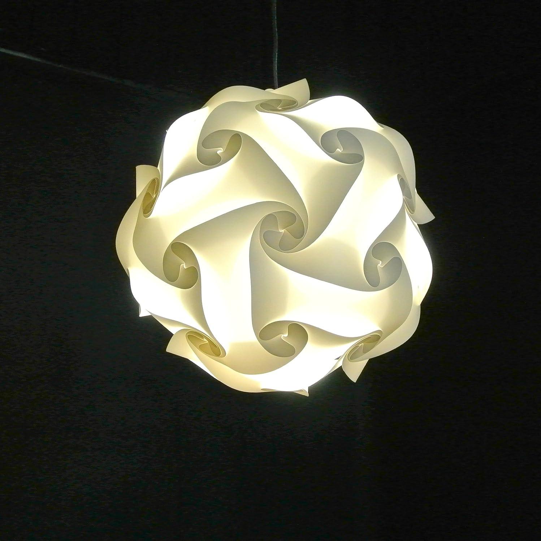 Amazon.com: Akari Linternas pequeño Swirl 11