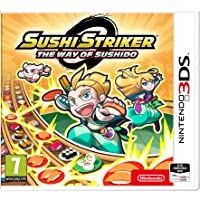 Sushi Striker The Way Of Sushido 3DS Game