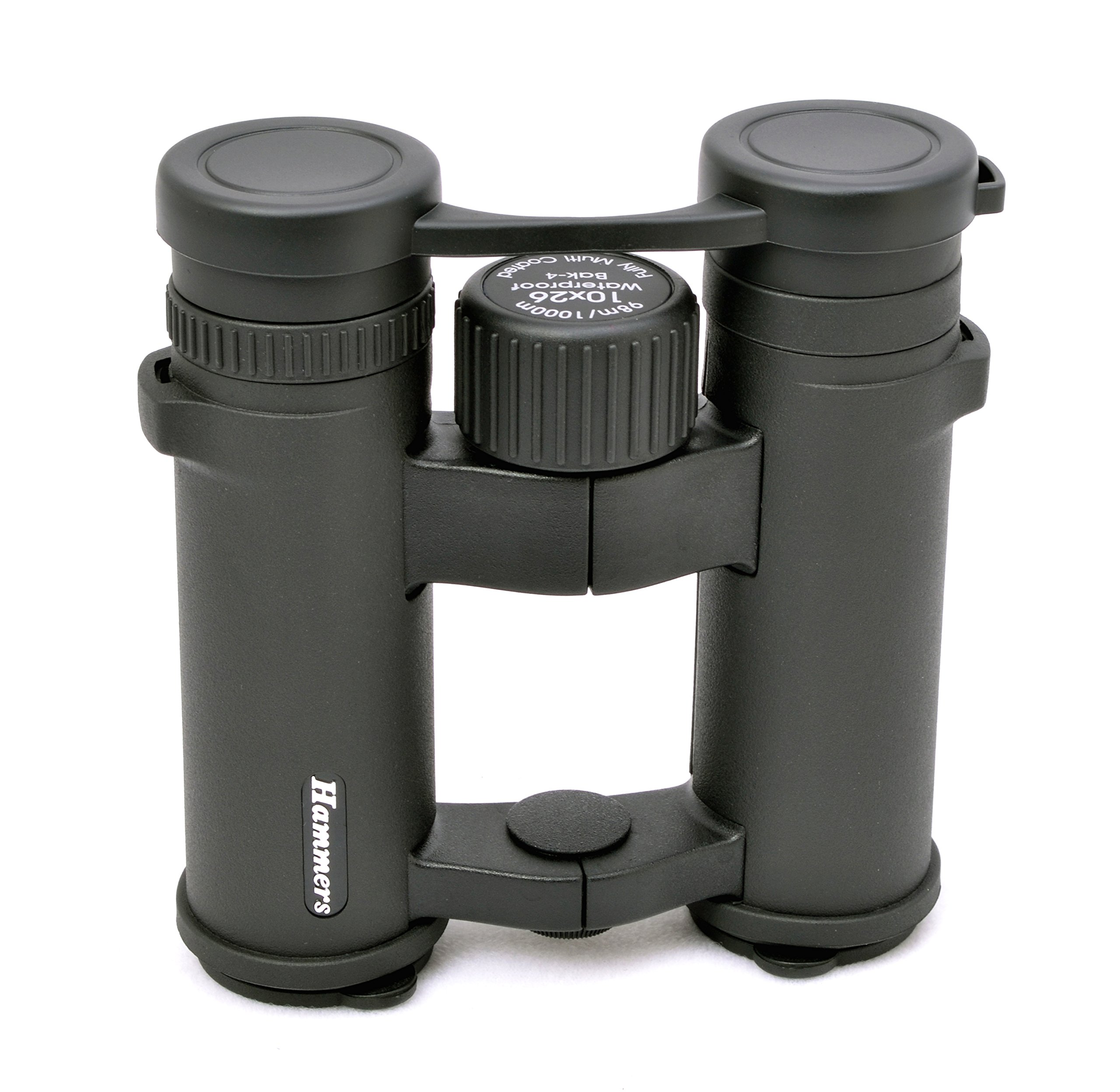 Hammers Elite Premium Quality Light Weight Birding Bird Whale Watching Compact Folding Roof Prism Waterproof Binocular 10x26 by Hammers
