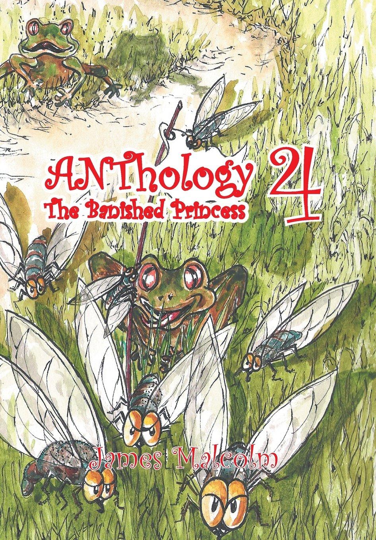 Download Anthology 4 the Bannished Princess ebook