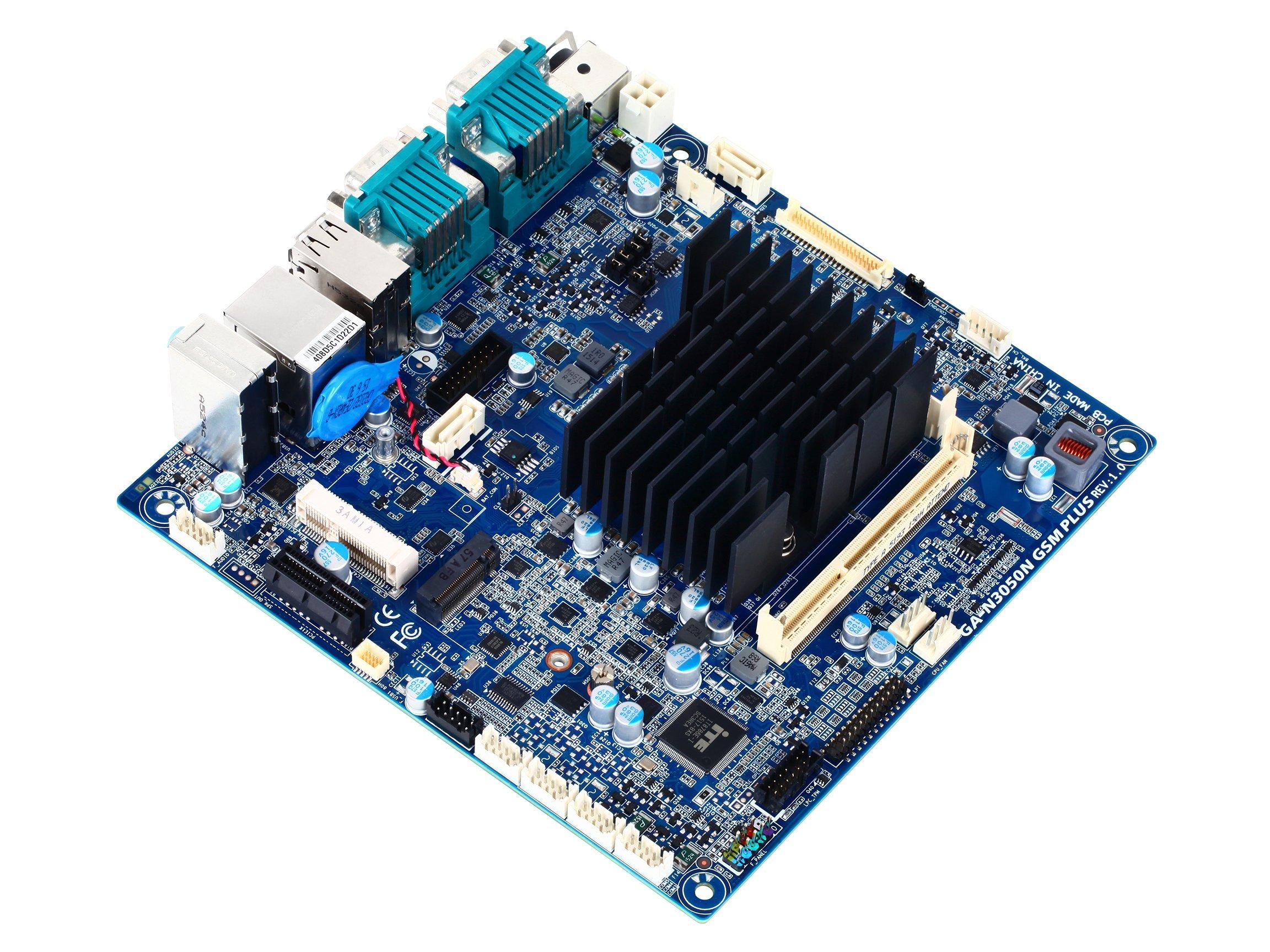 GIGABYTE GA-N3050N GSM PLUS Motherboard & CPU Combo by Gigabyte (Image #5)