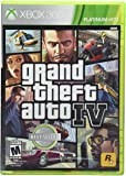 Interactive Grand Theft Auto IV, Xbox 360 - Juego (Xbox 360) - platinium hits Standard Edition