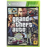 Interactive Grand Theft Auto IV, Xbox 360 - Juego (Xbox 360) - platinium hits Standard Edition