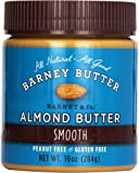 Barney Butter Almond Butter, Smooth, 10 oz
