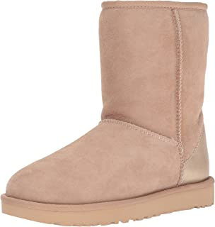 Womens Classic Short Ankle Boots UGG