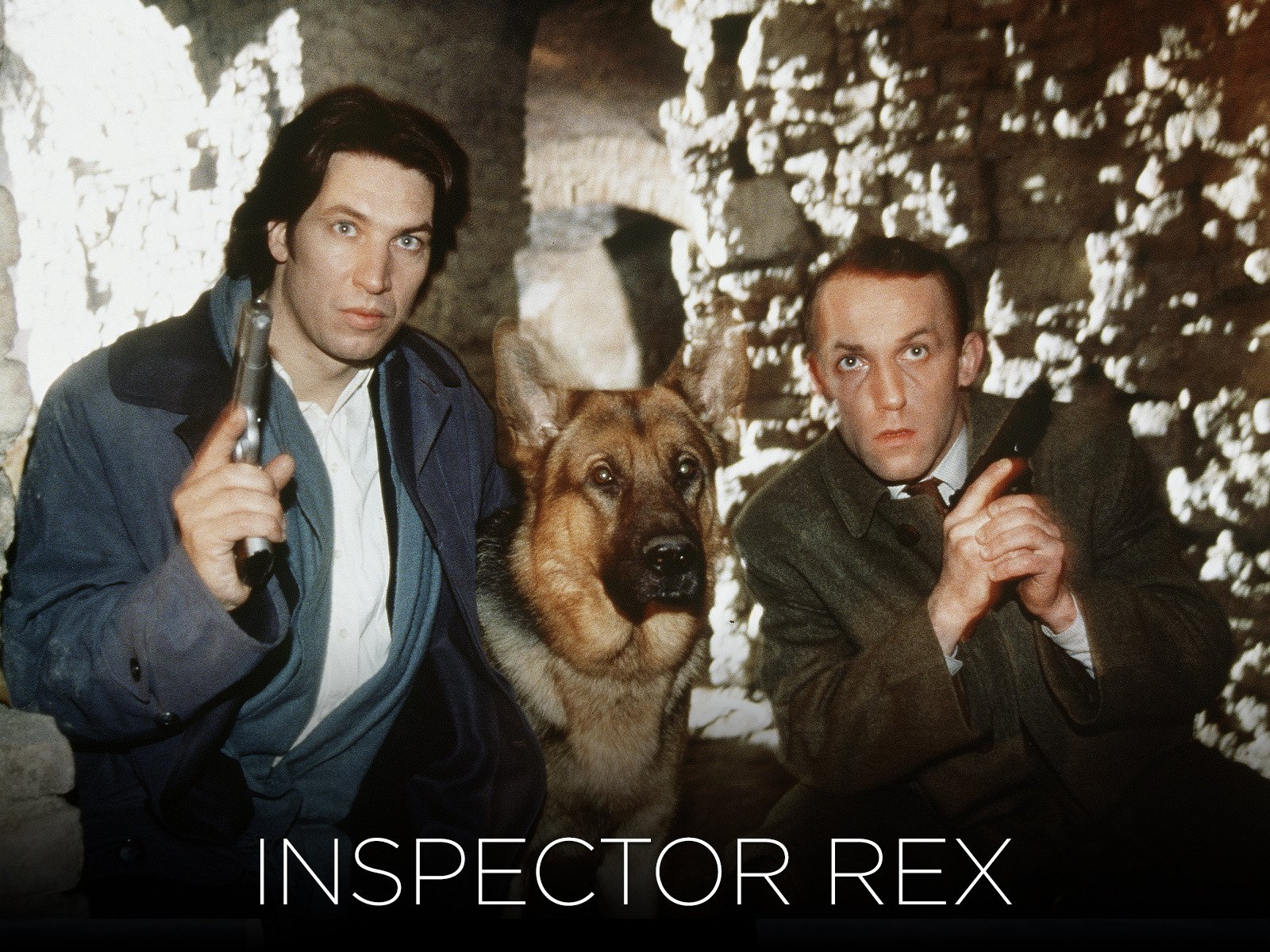 Amazon com: Watch Inspector Rex (English subtitled) | Prime