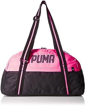 Equipaje Deporte De Bolsa Pink Fundamentals Puma Women's 04pzwS7WP
