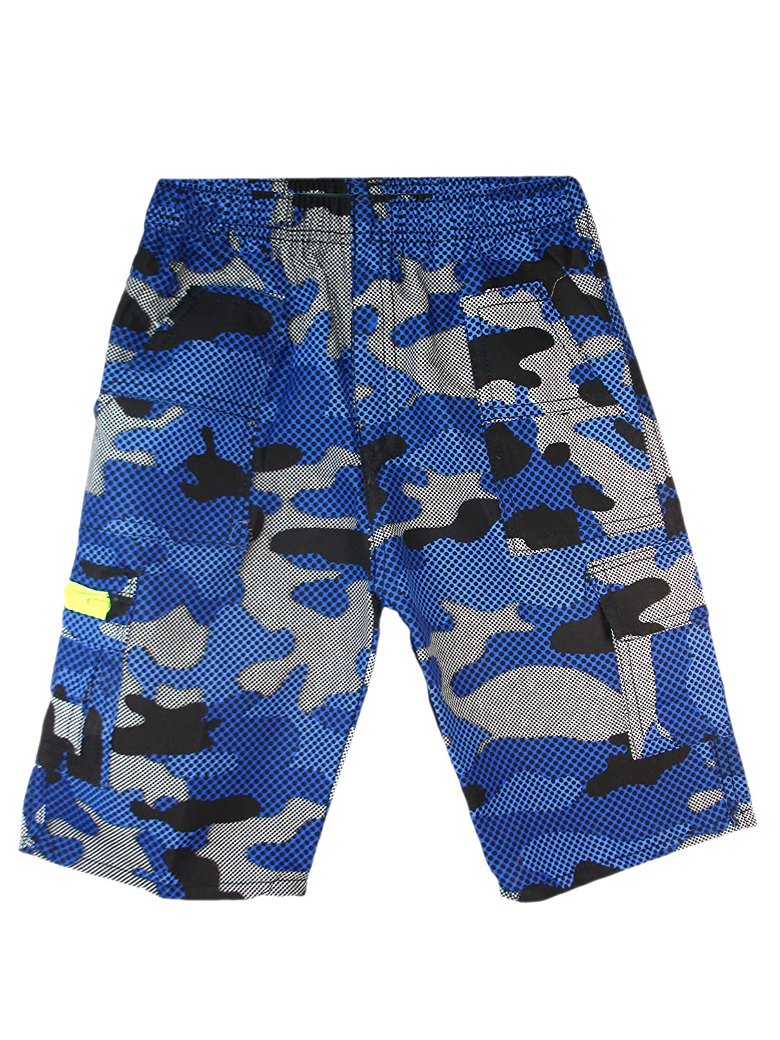 Blue Camouflage 156