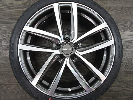 Seat Arona KJ Ibiza 6 F 7.5J 18 pulgadas ET38 Llantas Verano ruedas Dresden Nexen nuevo: Amazon.es: Coche y moto