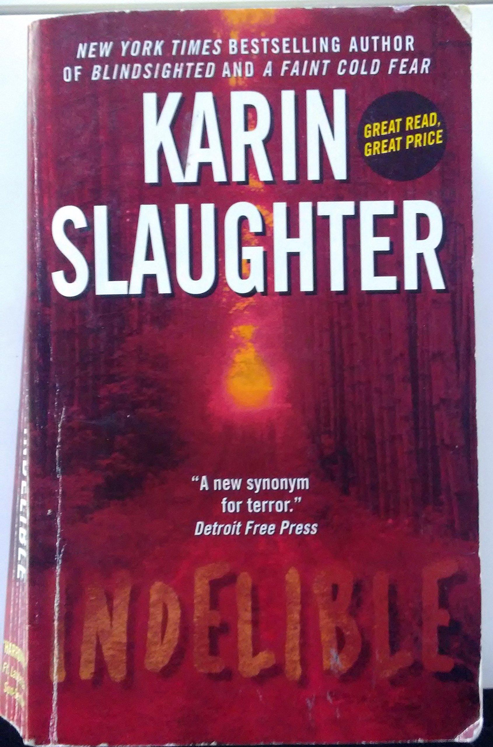 indelible slaughter karin