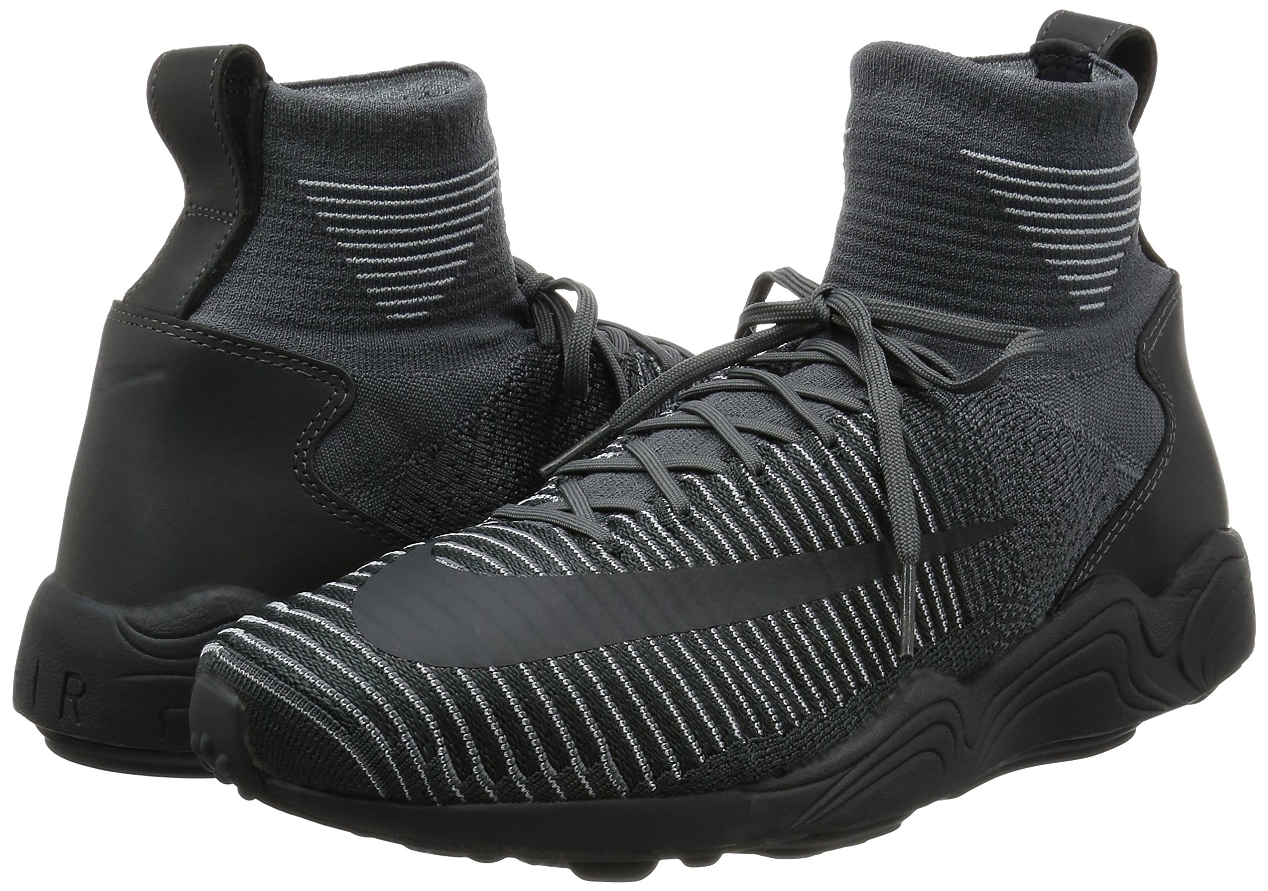 Nike Mens Zoom Mercurial XI FK Dark Grey/Anthracite Fabric Size 11 by NIKE (Image #5)