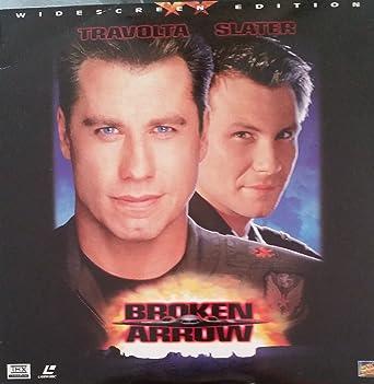 Broken Arrow 1996 Vhs