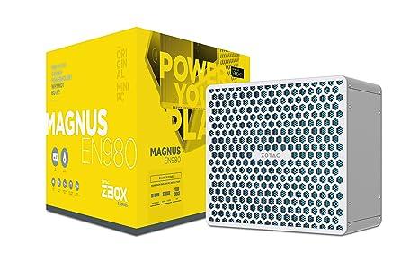 Amazon.com: Zotac ZBOX Magnus EN970 de la serie E Mini ...