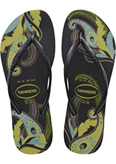 52b33384538f77 Havaianas Women s Slim Flip Flop Mint Green  Havaianas  Amazon.ca ...