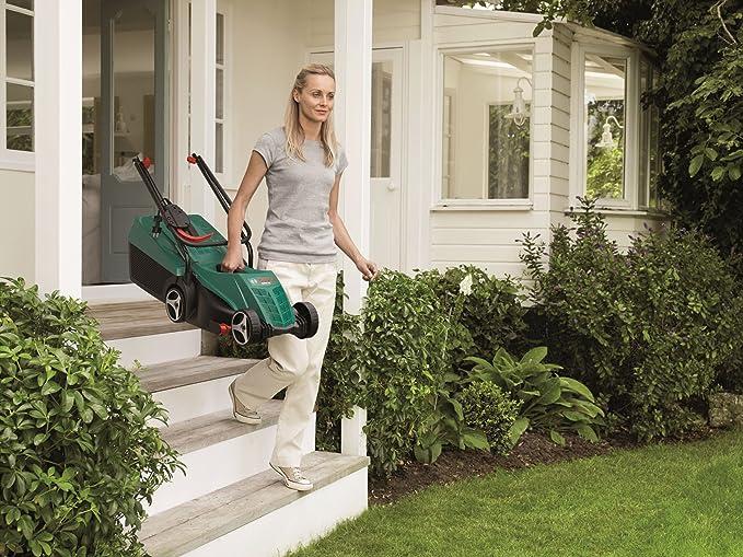 Amazon.com: Lawnmower, 32 cm, Rotak 32 R: Jardín y Exteriores