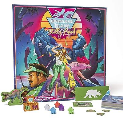 Dinosaur Island Totally Liquid: Toys & Games