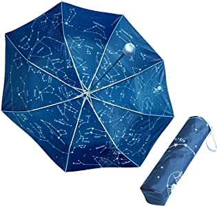 Paraguas Constelaciones plegable luminiscente - Brilla en