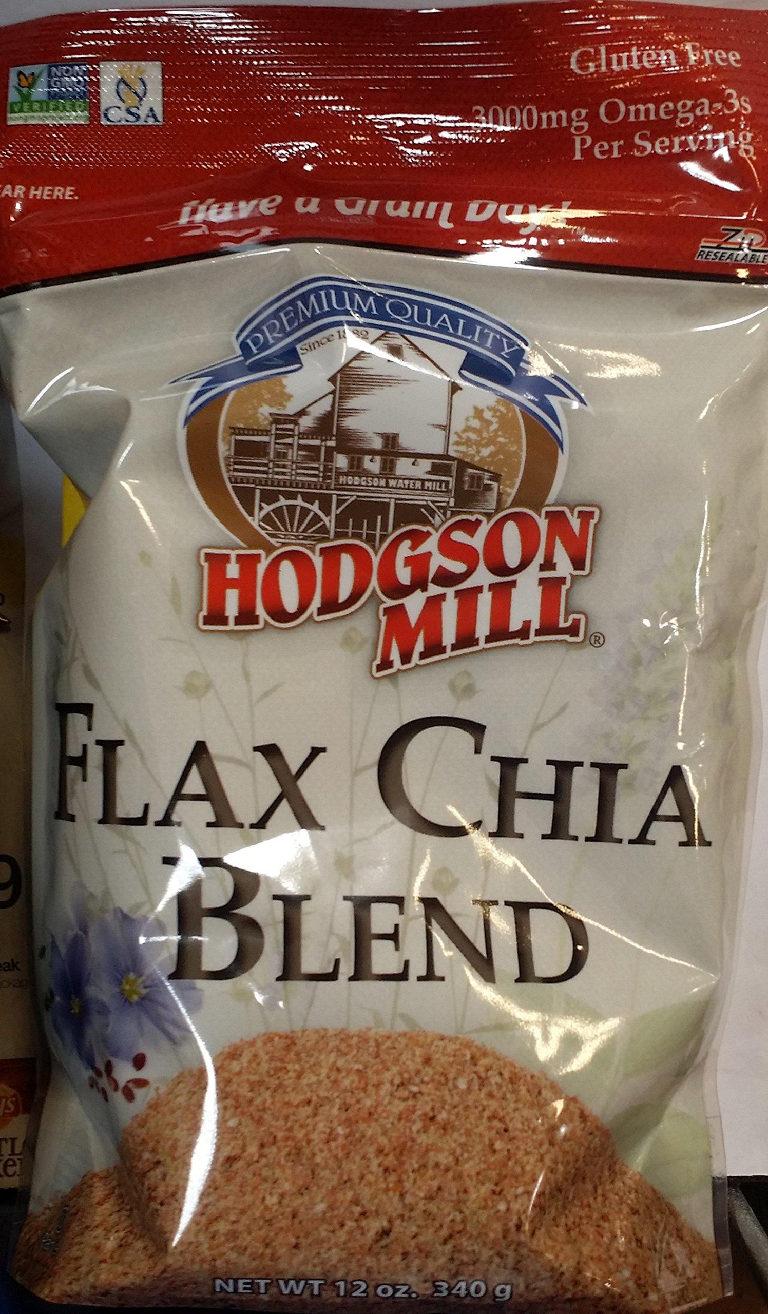 Hodgson Mill Flax Chai Blend 12 oz (Pack of 2)