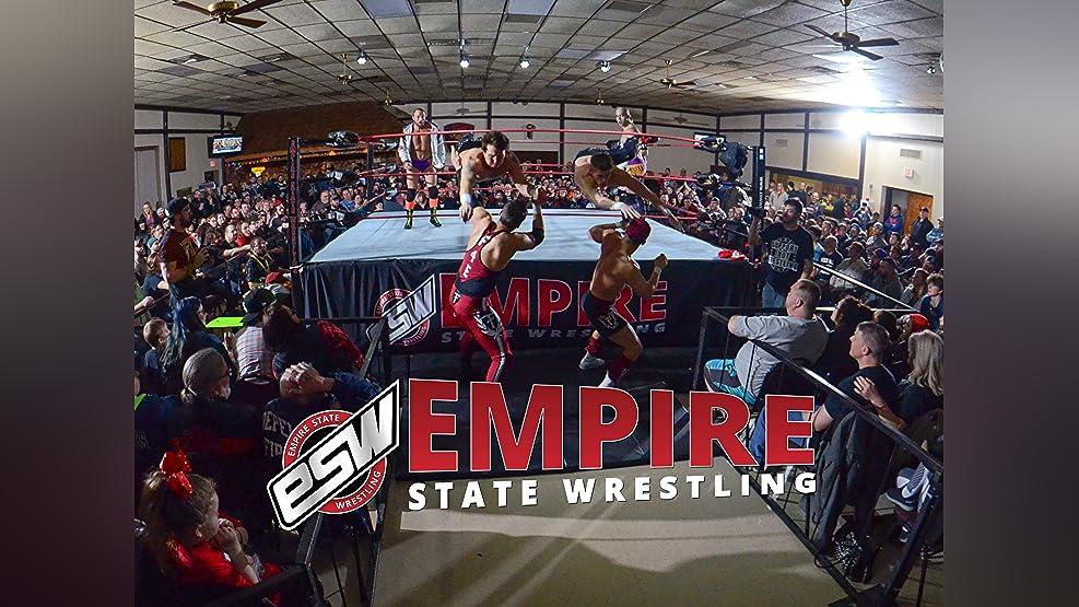 Empire State Wrestling - 2017