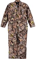 Big Mens Tan Burly Camo Waterproof Breathable Insulated Coverall