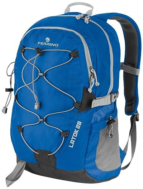 Ferrino - Mochila Latok 28 Litros, Color Azul