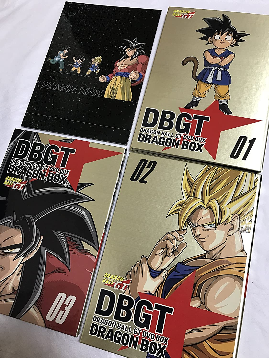 amazon dragon ball dvd box dragon box gt編 アニメ