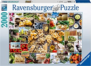 Ravensburger 15016 Food Collage, Multicoloured
