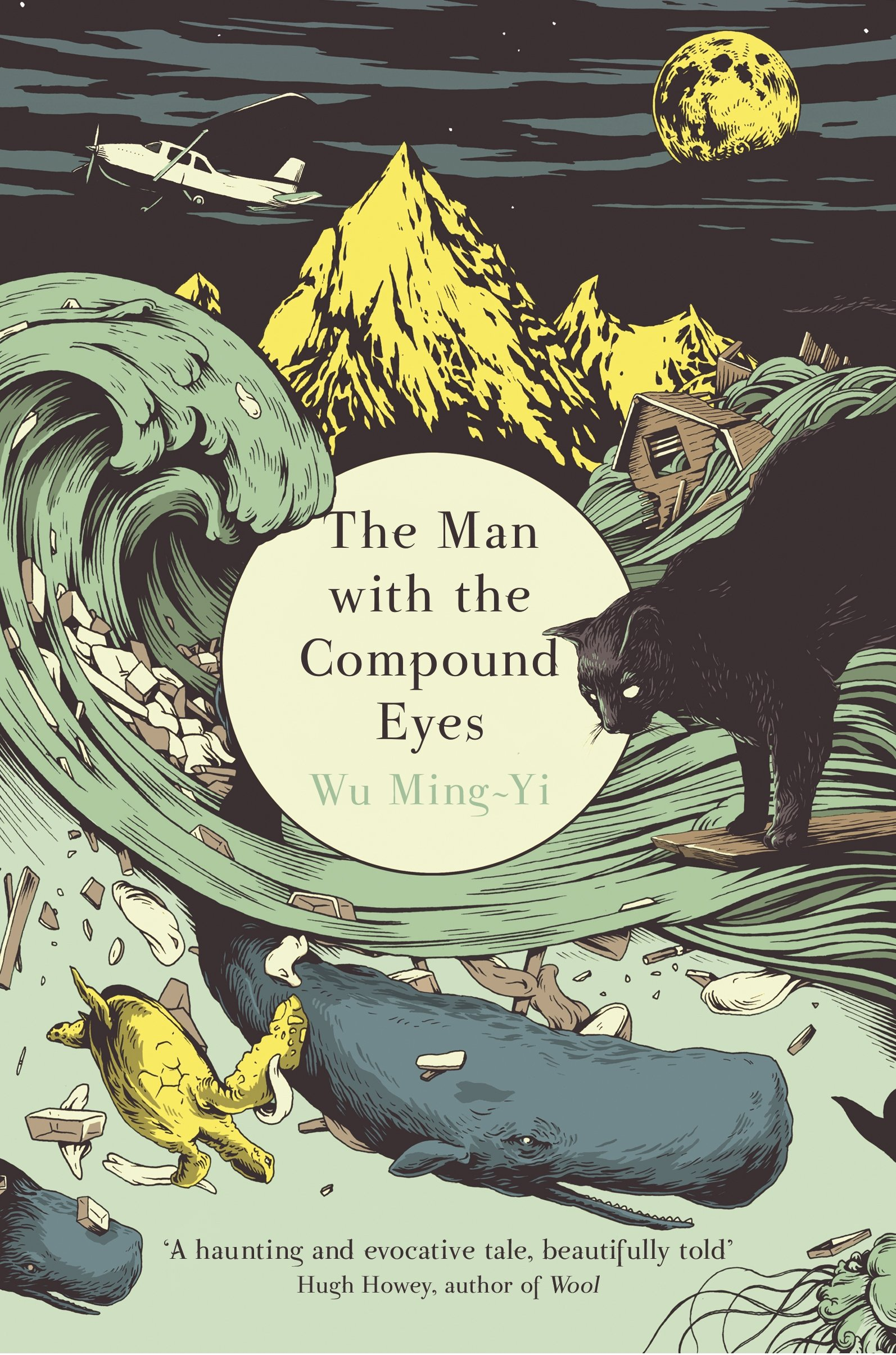 The Man with the Compound Eyes PDF