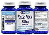 Black Maca 1600mg Equivalent 4:1 Extract - 200