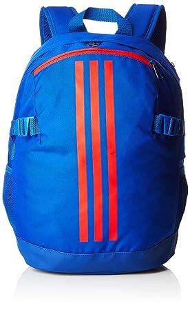 adidas BP Power IV S, Mochila Unisex Infantil, Azul (Reauni Rojint), 36x24x45 cm (W x H x L): Amazon.es: Zapatos y complementos