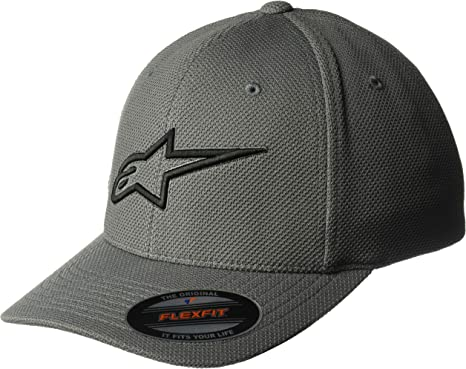 Alpinestar Ageless Mock Mesh Hat - Gorra Flexfit en Malla Frontal ...