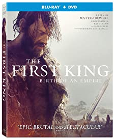 The First King arrives on Blu-ray, DVD and Digital September 24 from Well Go USA
