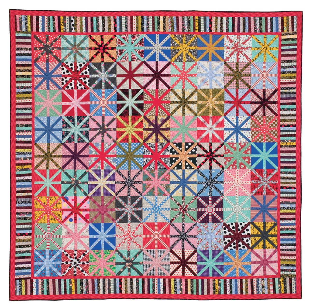 Easy Quilts for Beginners and Beyond: 14 Quilt Patterns from Quiltmaker Magazine by That Patchwork Place (Image #4)