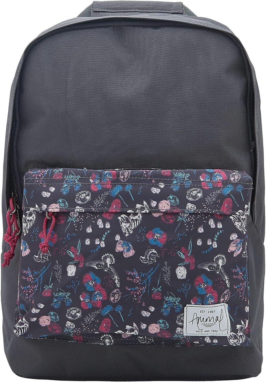 ANIMAL Succeed Backpack Asphalt Grey LU9WQ300-L63