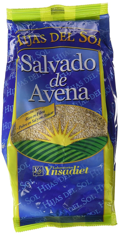 Hijas Del Sol Salvado de Avena - 350 gr: Amazon.es: Alimentación y bebidas