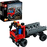 LEGO Technic Hook Ladder Truck Building Blocks for Boys 7 to 14 Years (176 Pcs) 42084 (Multi Color)