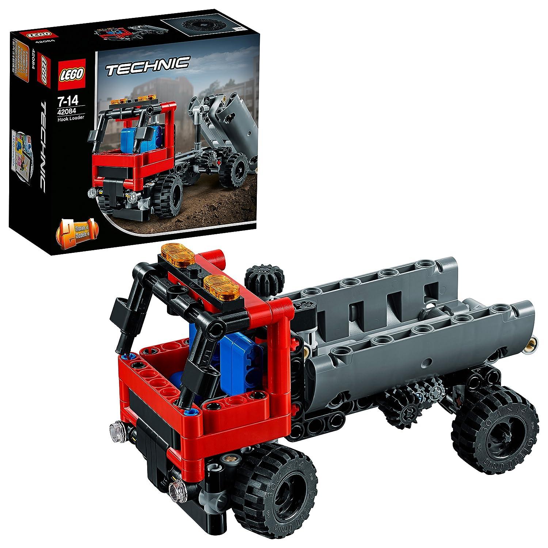 LEGO Technic - Le camion à crochet - 42084 - Jeu de Construction
