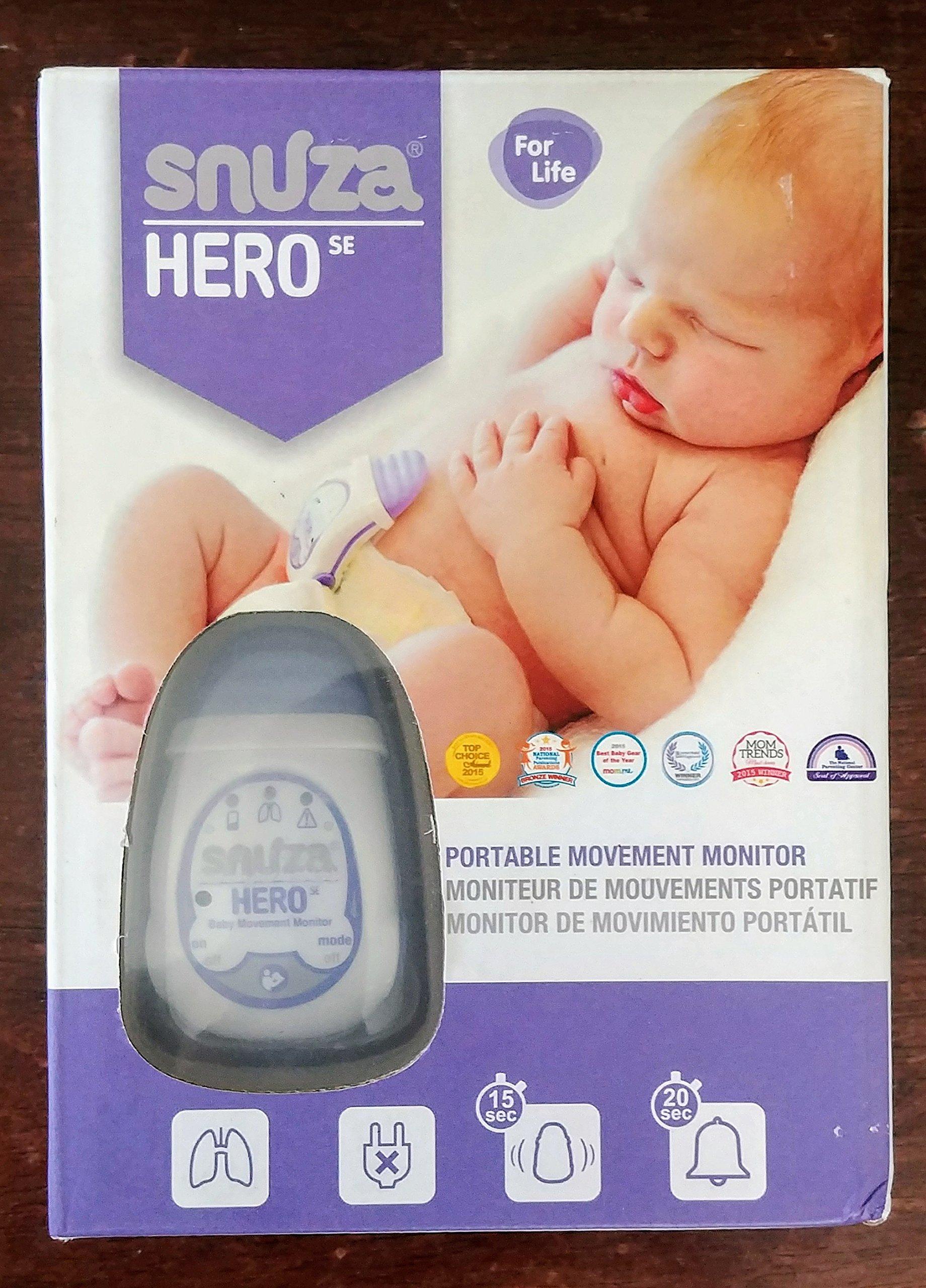 Snuza Hero SE Portable Movement Monitor