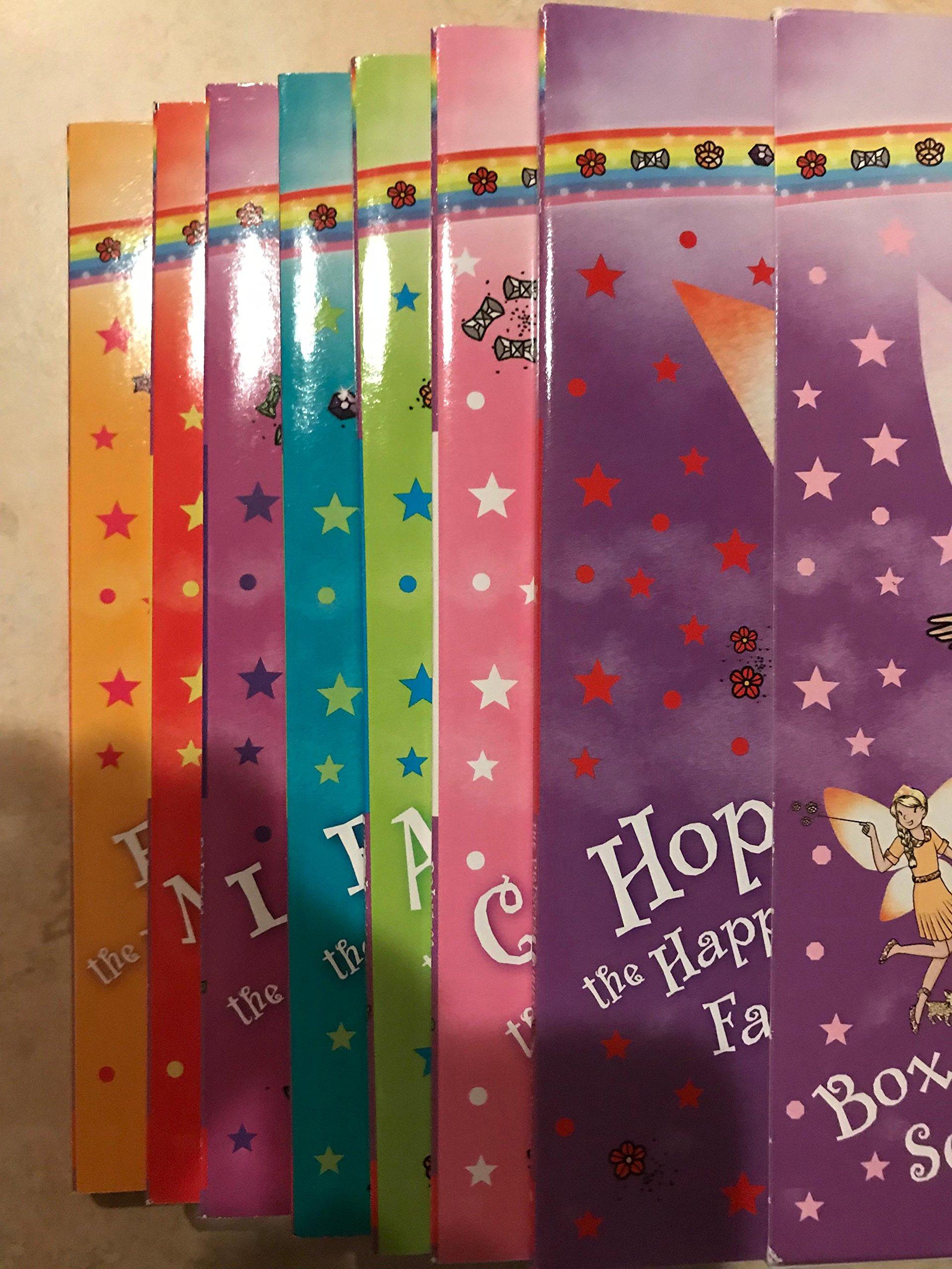 Read Online Rainbow Magic Princess Fairies (7 Volume Set) pdf