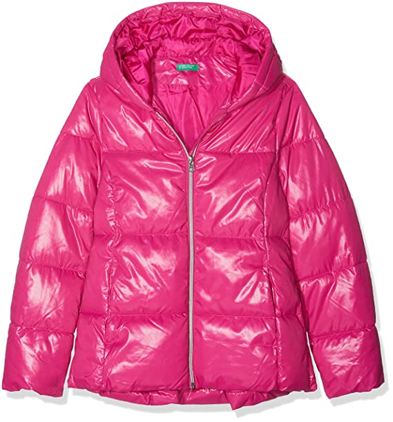 Of Jacket Para es United Niñas Chaqueta Colors Benetton Amazon txwzwZ
