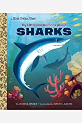 My Little Golden Book About Sharks Kindle Edition