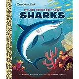 My Little Golden Book About Sharks