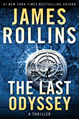 The Last Odyssey: A Thriller (Sigma Force Novels) Hardcover
