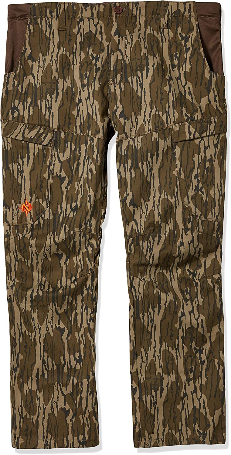 Nomad Mens Bloodtrail Pant | Water Repellent with Scent Suppression & Anti-Microbial Fabric