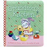Grandma's Kitchen: Board Book (Padded Picture Book)
