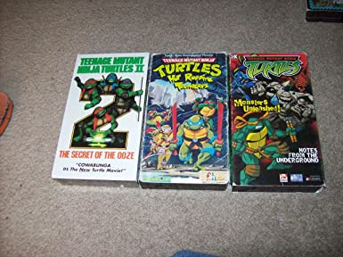 Teenage Mutant Ninja Turtles II: The Secret of the Ooze USA ...
