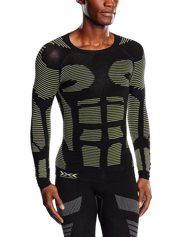X-Bionic Erwachsene Funktionsbekleidung Precuperation Man Shirt Long SL X-Bionic (XBIO6) I020299