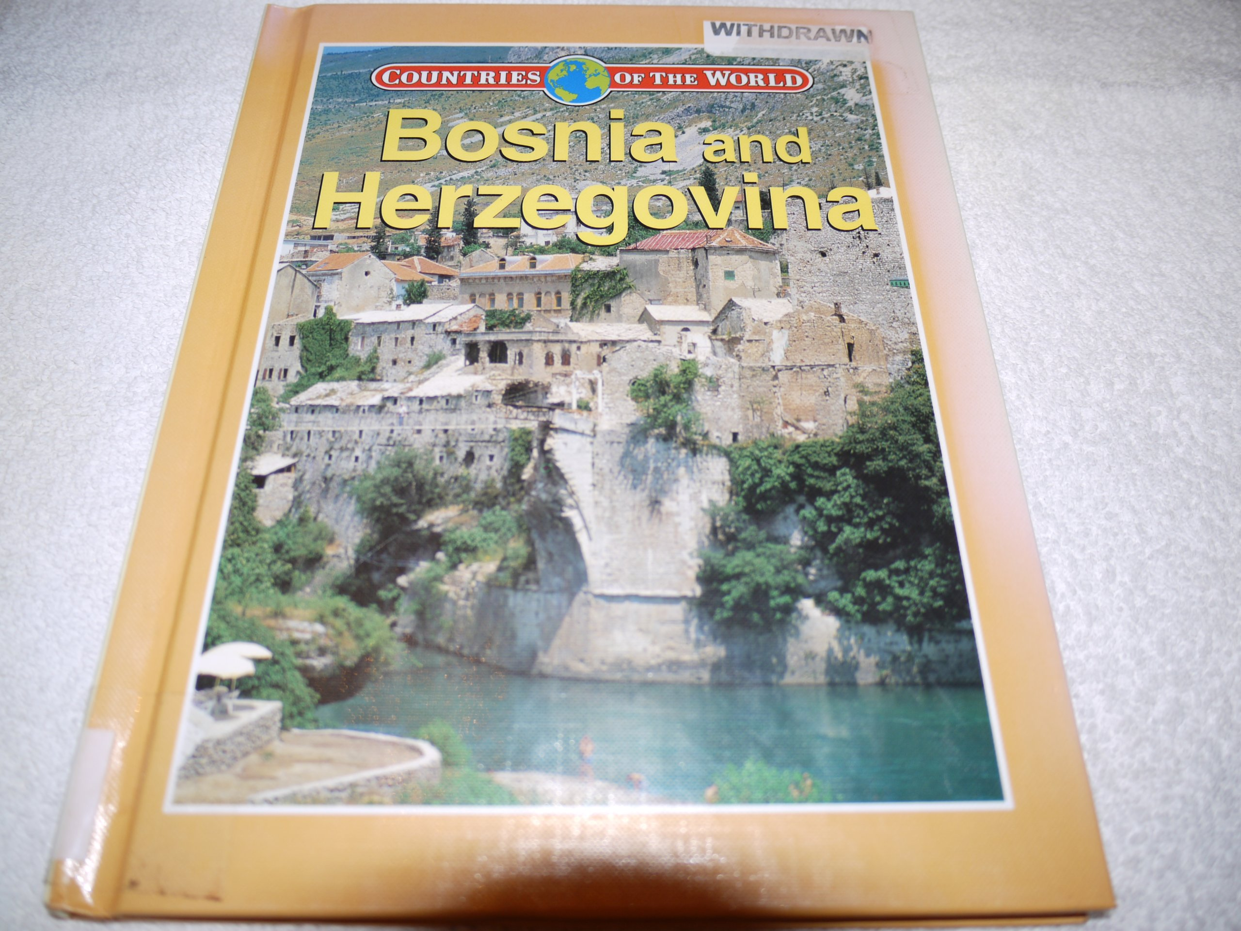 Download Bosnia and Herzegovina (Countries of the World) pdf