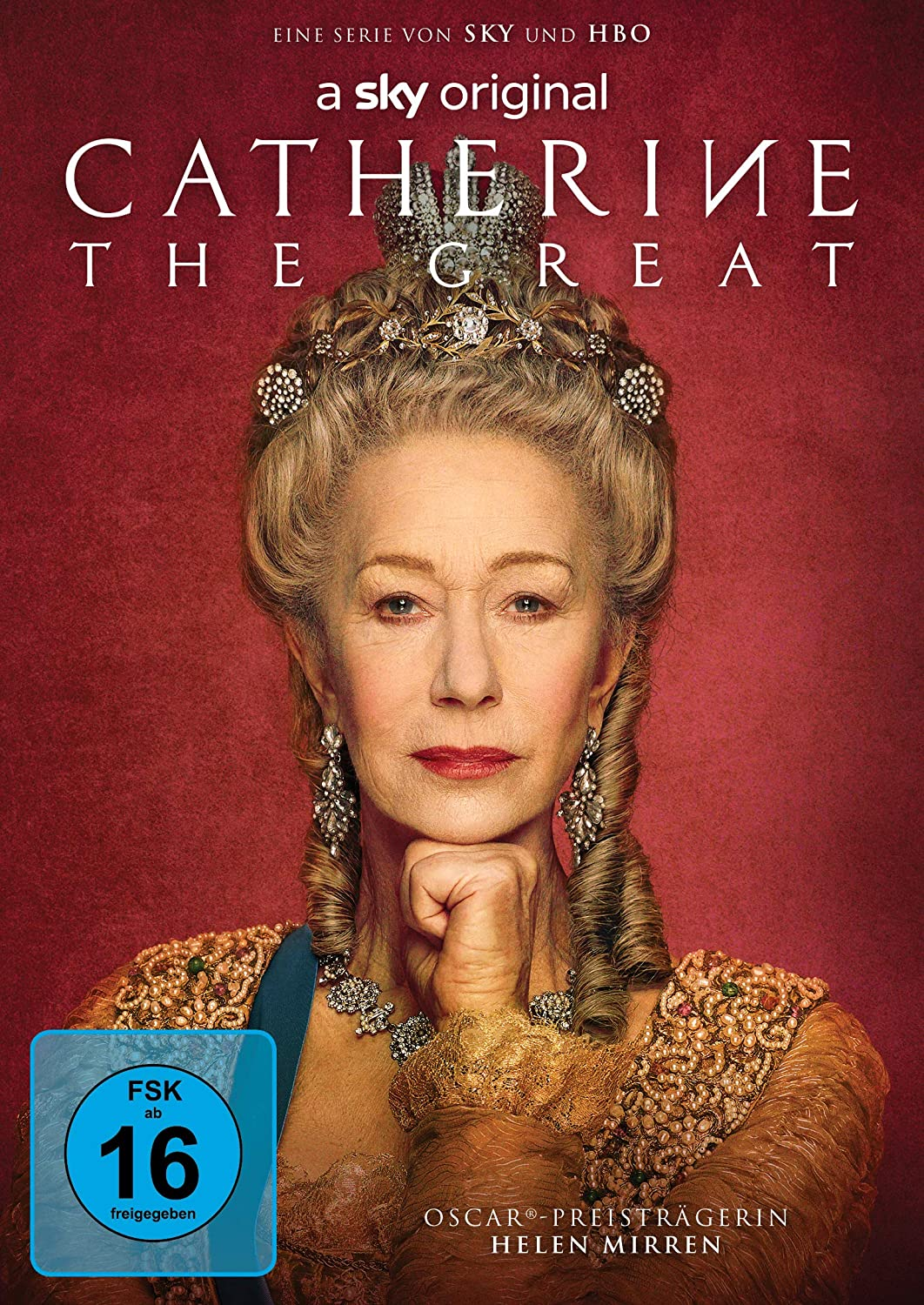 Cover: Catherine the Great 2 DVD-Videos (circa 220 min)
