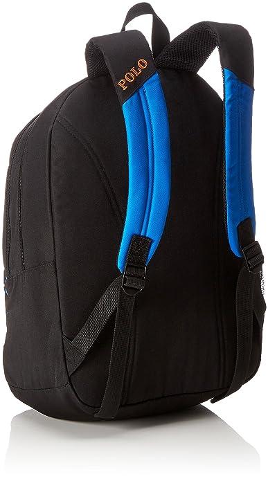 Ralph Lauren Banner Stripe 3 Backpack - Bolso de Material ...